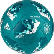Tyskland Fodbold VM 2018 Telstar 18 Glider - Grøn/Hvid