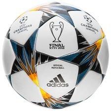 Image of   adidas Fodbold Champions League 2018 Finale Kiev Kampbold - Hvid/Blå/Gul