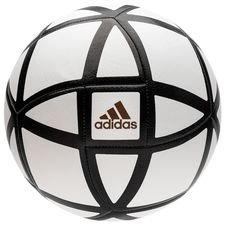 adidas Fodbold Glider - Hvid/Sort/Guld