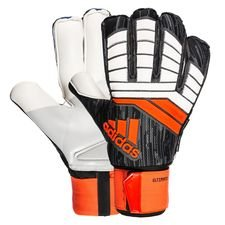adidas goalkeeper gloves predator ultimate - solar red/black/white - goalkeeper gloves