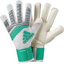 adidas Keepershandschoenen Predator Pro Super Cool - Zilver/Groen/Wit