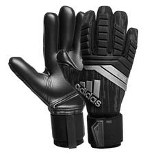 adidas goalkeeper gloves predator pro nite crawler - black/utility black - goalkeeper gloves