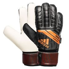 adidas goalkeeper gloves predator fs replique skystalker - black/solar red/gold - goalkeeper gloves