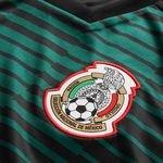mexico trænings t-shirt pre match parley - grøn/sort - træningstrøjer