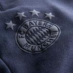 bayern münchen træningsbukser seasonal - navy - træningsbukser