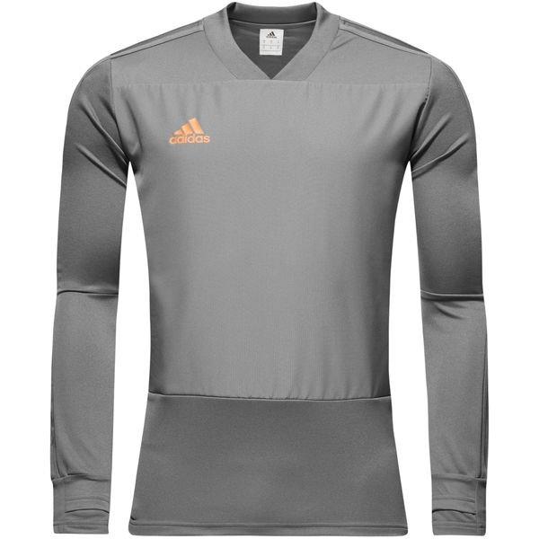 adidas Training Shirt Condivo 18 - Onix/Orange