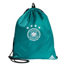 germany gym sack - equipment green/white - bags