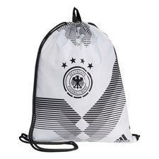tyskland gymnastikpose - hvid/sort - tasker