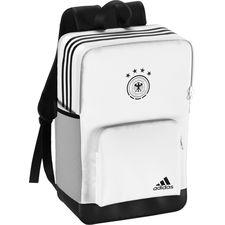 Rygsækken er lavet med et stort hovedrum, som har lynlåslukning. Derudover har tasken for- og sidelommer med lynlås. Tasken har justerbare remme, så du kan b