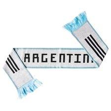 argentine écharpe - blanc/bleu/noir - écharpe