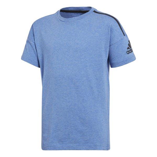 adidas T Shirt Z.N.E. NavySchwarz Kinder