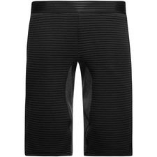 adidas shorts knitted ufb - black/white kids - shorts