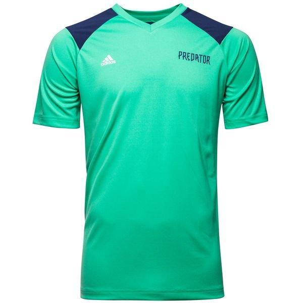 be7ad054 adidas Fotball T-Skjorte Deadly Strike - Grønn/Blå Barn | www ...