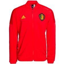 belgium jacket z.n.e. knit - vivid red - training jackets