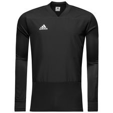 adidas training shirt condivo 18 - black/white - training tops