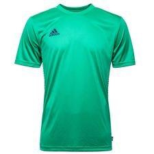 adidas trænings t-shirt tango deadly strike - grøn - træningstrøjer