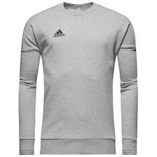 adidas sweatshirt tango crew - medium grey heather - sweatshirts