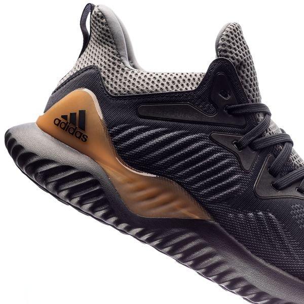 Adidas Chaussures De Course Alpha Rebond Au-delà - Gris Ow6o5QgP