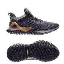 adidas løbesko alphabounce beyond - grå - løbesko