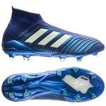 adidas Predator 18+ FG/AG Deadly Strike - Bleu/Vert/Vert
