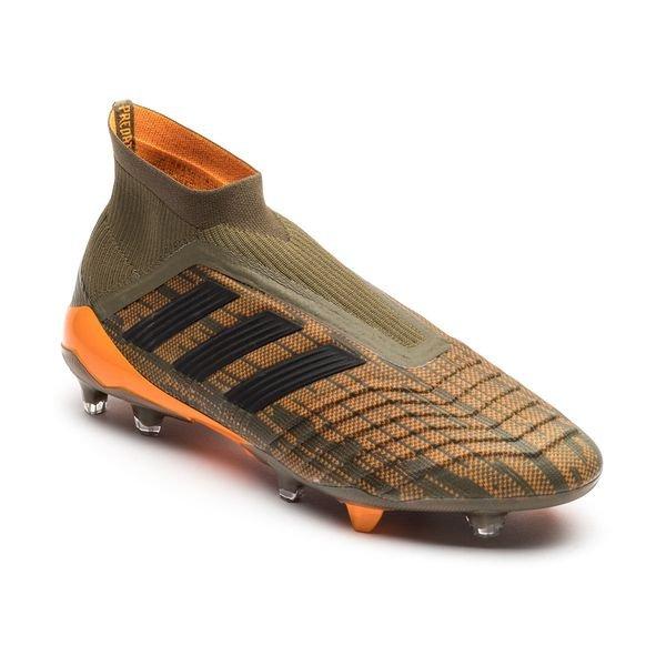 Adidas Nemeziz 17+ Fg / Ag Chasseur Solitaire - Vert / Orange / Noir F5tf9va3