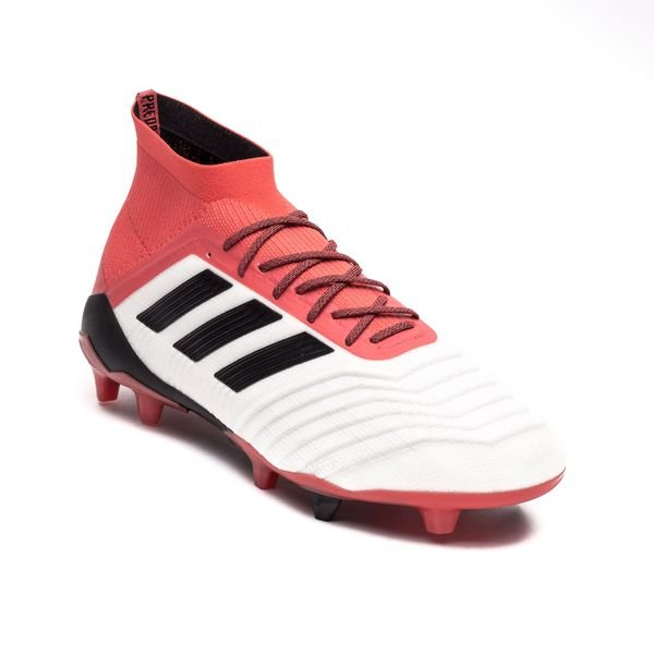 0e748879a71 adidas Predator 18.1 FG AG Cold Blooded - Footwear White Core Black Real