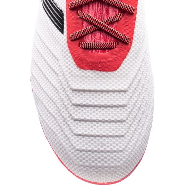 adidas Predator 18.2 FGAG Cold Blooded Footwear White