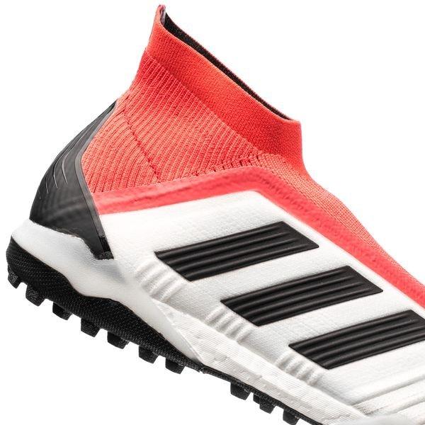 Adidas Tango Prédateur 18+ Sang Froid Tf - Blanc / Noir / Rouge m031N