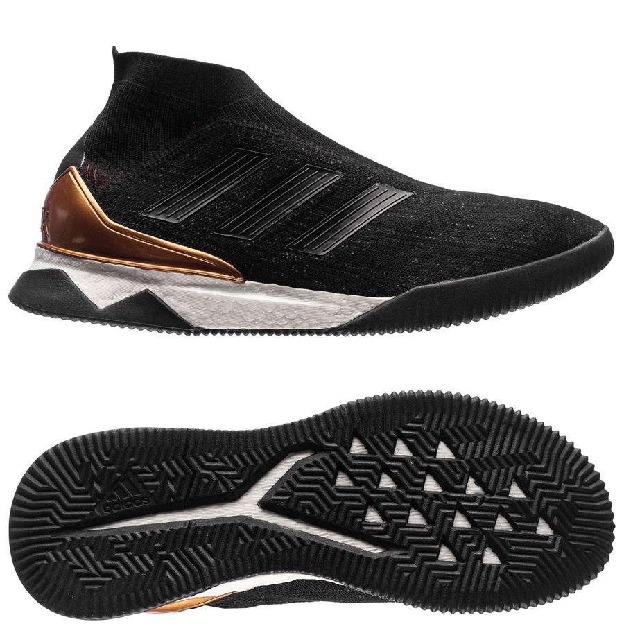 sports shoes 868fe bdd54 ... coupon adidas predator tango 18 boost trainer skystalker core black  solar red limited edition 080a8 1fa0f