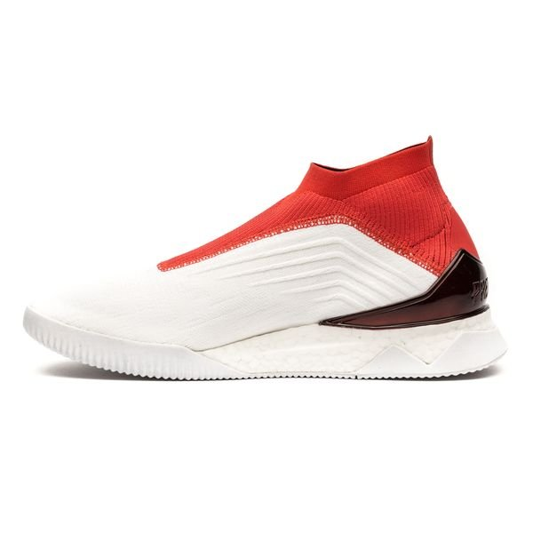 ... adidas predator tango 18+ boost trainer cold blooded - footwear white core  black  ... 3adc09962b25