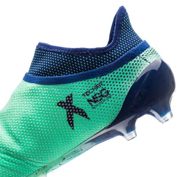 100% authentic bc7a5 0a882 ... adidas x 17+ fgag deadly strike - grünblaugrün ...