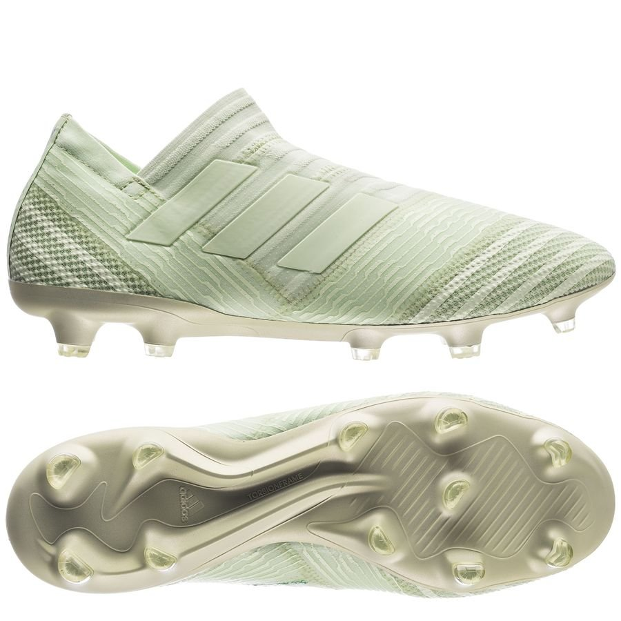 san francisco 2aab7 6806a adidas nemeziz 17+ fgag deadly strike - aero greenhi-res ...