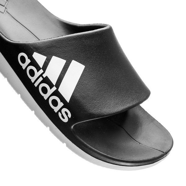 newest collection 2b7c0 fb5e2 adidas Suihkusandaalit Aqualette Cloudfoam - Musta Valkoinen 3