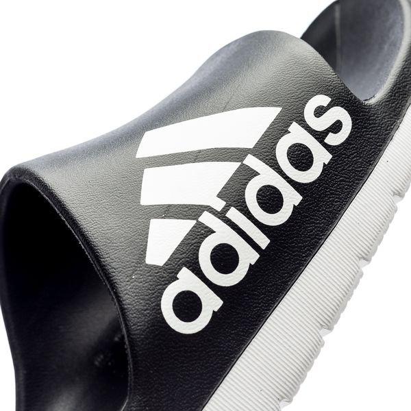 finest selection 03942 45892 adidas Suihkusandaalit Aqualette Cloudfoam - Musta Valkoinen 4