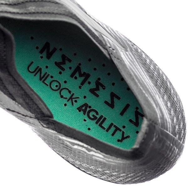 Adidas Nemeziz 17,1 Fg / Ag Crawler Nite - Noir / Vert