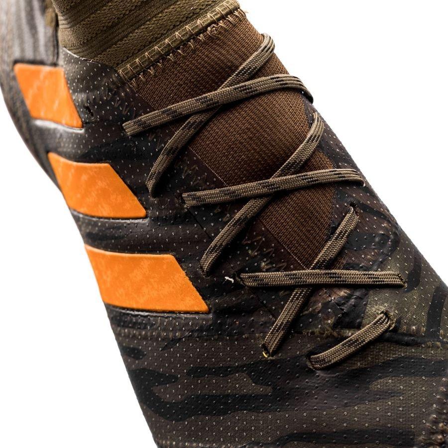 adidas Nemeziz 17.1 FGAG Lone Hunter VertOrangeNoir