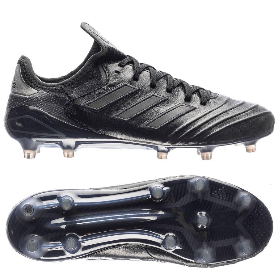 adidas Copa 18.1 FG/AG Nite Crawler - Core Black/Utility Black