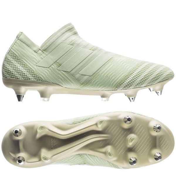 timeless design fa87e 4b57f ... adidas nemeziz 17+ sg deadly strike aero green hi res green