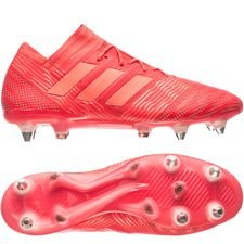 adidas nemeziz 17.1 sg cold blooded - real coral - football boots