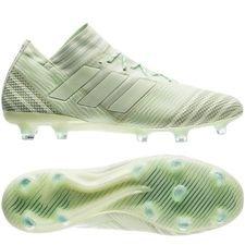 adidas nemeziz 17.1 sg deadly strike - grøn/grøn - fodboldstøvler