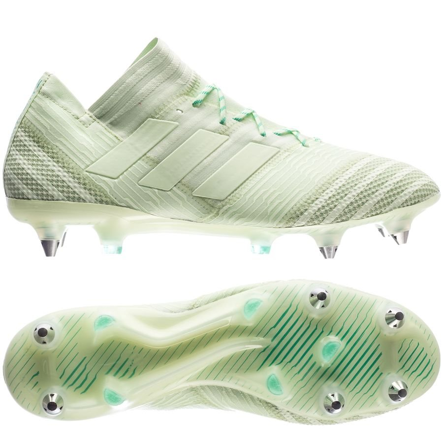 adidas nemeziz 17.1 sg deadly strike - aero green hi-res green - football  ... 282e9841f