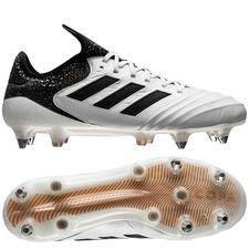 Image of   adidas Copa 18.1 SG Skystalker - Hvid/Sort/Guld
