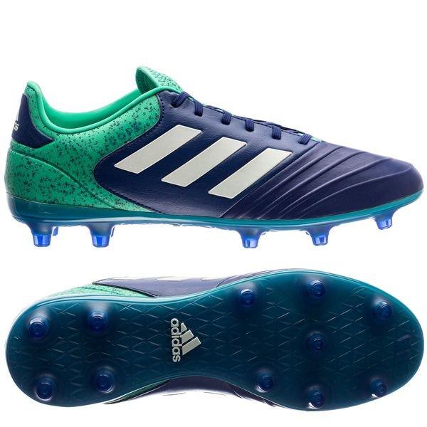 1878fc5d413 adidas Copa 18.2 FG AG Deadly Strike - Blau Grün Grün 0