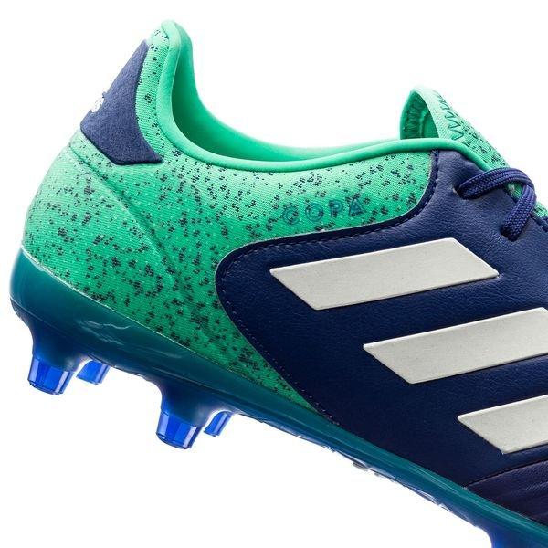 9ea3e599797 adidas Copa 18.2 FG AG Deadly Strike - Blau Grün Grün 6