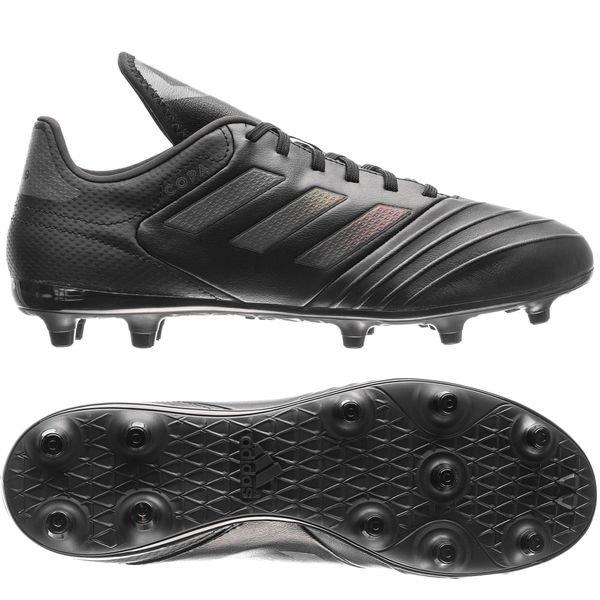 half off best quality new high quality adidas Copa 18.3 FG/AG Nite Crawler - Core Black/Utility Black