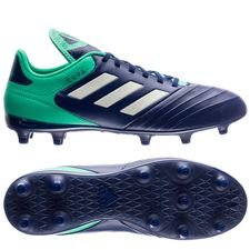 adidas copa 18.3 fg/ag deadly strike - unity ink/aero green/hi-res green - football boots