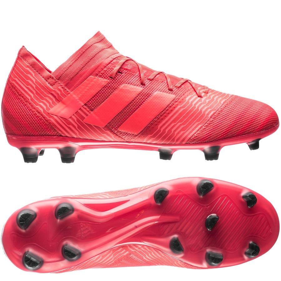 adidas Nemeziz 17.2 Rød Græs (FG)
