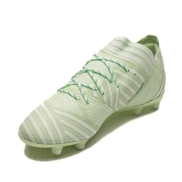 Adidas Nemeziz 17,2 Fg / Ag Grève Mortelle - Vert / Vert / Vert