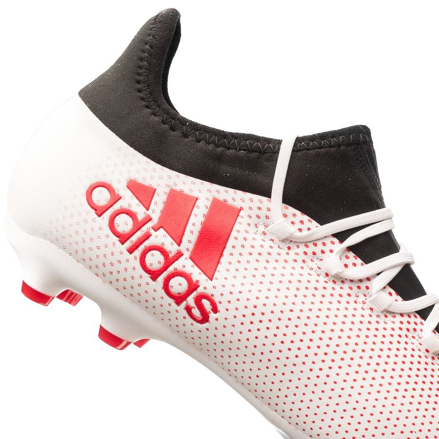adidas X 17.1 FGAG Cold Blooded Footwear WhiteReal CoralCore Black