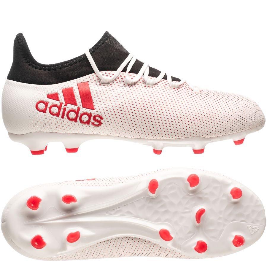 adidas X 17.1 Hvid Græs (FG)